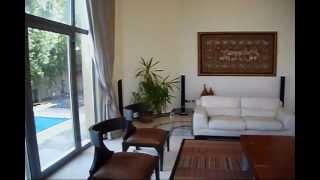 Home on the Palm Jumeirah in Dubai, United Arab Emirates.