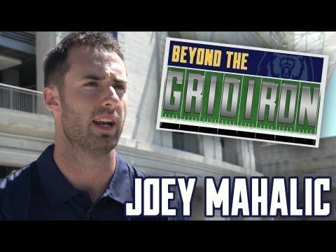 Cal Football: Beyond the Gridiron - Joey Mahalic