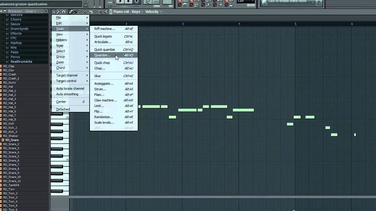 cara import mp3 ke fl studio 12