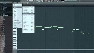 FL STUDIO - Tutorials - Import MP3-WAV to Piano Roll using Edison WAV Editor