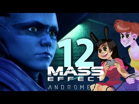 MASS EFFECT ANDROMEDA - 2 GIRLS 1 LET'S PLAY GAMEPLAY PC ULTRA 60 FPS PART 12: Vault Reset