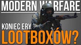 Kontrowersyjne LOOTBOXY pojawią się w Call of Duty: Modern Warfare? | Ciekawy system PROGRESU