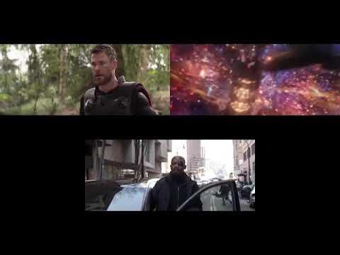 Infinity War Snap Sync