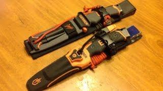 Gerber Bear Grylls Ultimate and Pro Knife Upgrades