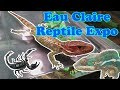 Reptile Expo in Eau Claire, WI!