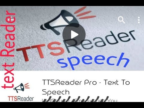 Text to voice changer | mobile tech | tts reader | text to speech female voice