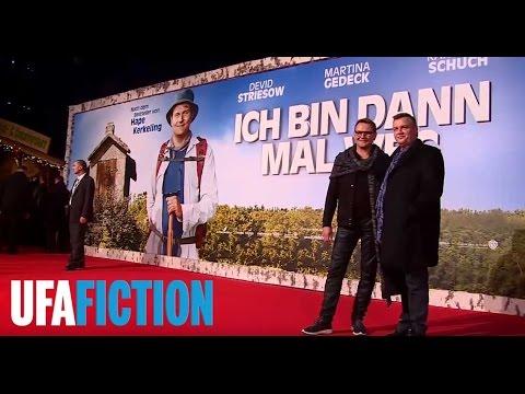 Weltpremiere von ICH BIN DANN MAL WEG in Berlin // UFA FICTION