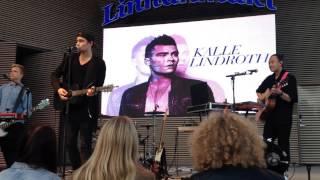 Kalle Lindroth @ Linnanmäki, Helsinki 31.7.2015