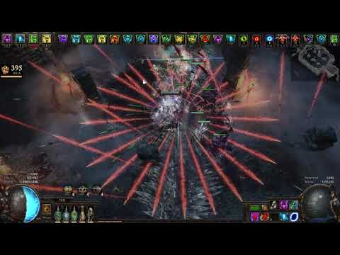 3.10 Purposeful Harbinger Ethereal Knives Elementalist (w/ HH) | Simulacrum Full Run