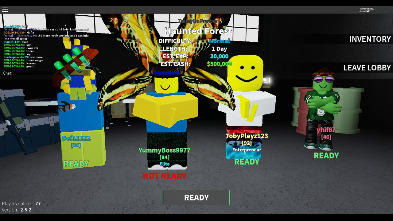 Playing Notoriety Youtube