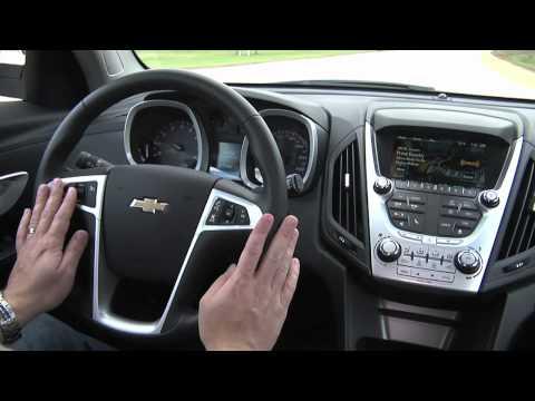 2012 Chevy Equinox Review Brenengen Auto