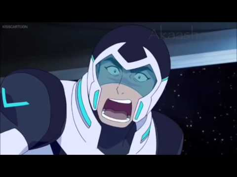Voltron Crack 4: Keith Has No Chill!
