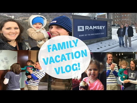 OUR TENNESSEE TRIP | FEBRUARY 2015 *DAVE RAMSEY SHOW*