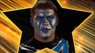 WWE Stardust Theme Song Remix 2015