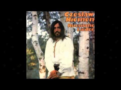 Czeslaw Niemen, Russische Lieder 1973 (vinyl record)