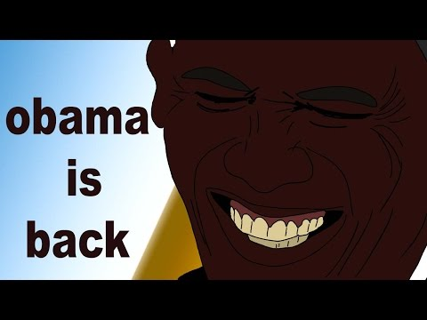Obama is back!