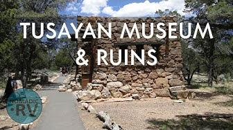 Tusayan Museum & Ruin - Grand Canyon Village, AZ | vlog24 | Full Time RV Living