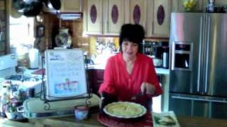Savory Garlic Italian Sausage & Spinach Pie.mov