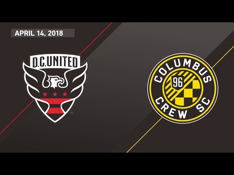 HIGHLIGHTS: D.C. United vs. Columbus Crew SC | April 14, 2018