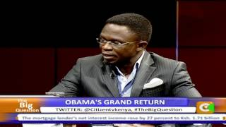 The Big Question: Obama's Grand Return