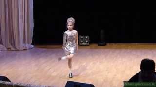 Ксюша Потокина - Ирландский танец