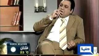 Azizi Sahab As CSS Officer Very Funny & Comedy Hasb e HaaL   17 April 2011 Part 3 3 wmv   YouTube