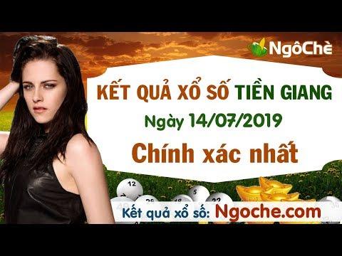 KQXS Tien Giang 14/7/2019 - SXTG - XSTG - KQXSTG - Kết Quả Xổ Số Kiến Thiết Tiền Giang Hôm Nay CN
