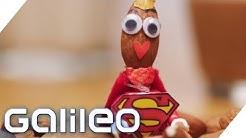 Welche ist die beste Nuss? Super-Held Mandel?   Galileo   ProSieben