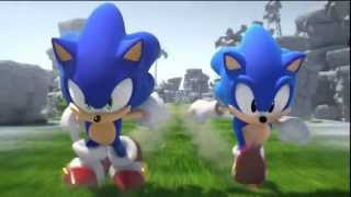 Sonic Generations - Introduction