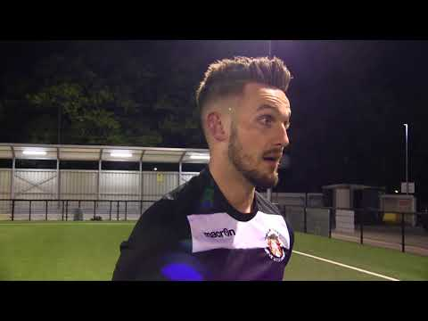 2018-05-02 | Slough Town v Kettering Town | James Dobson Interview