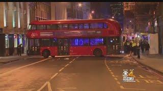 London Police And Prime Minister Say Bridge And Borough Market Are Terrorist Attacks