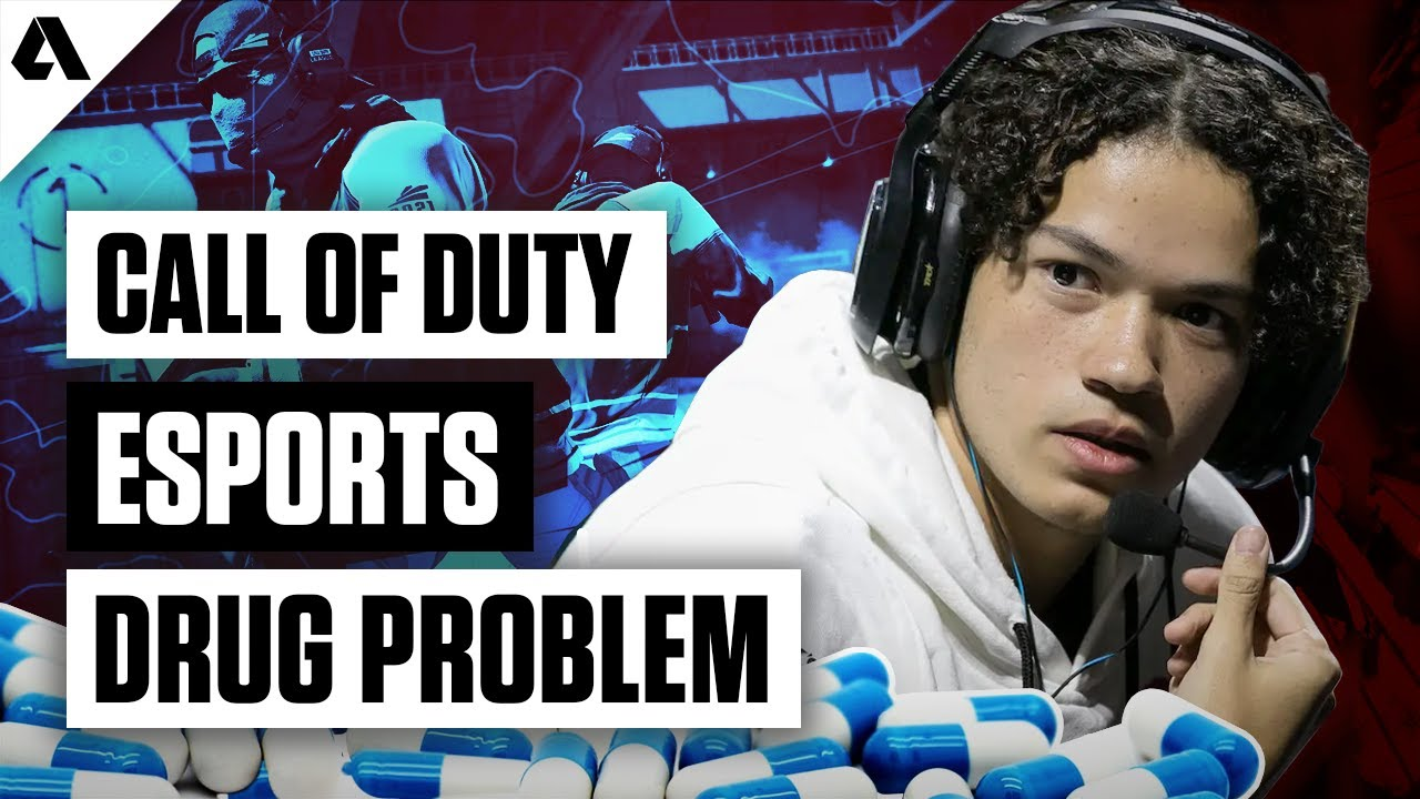 Call of Duty Esports Has An Adderall Problem