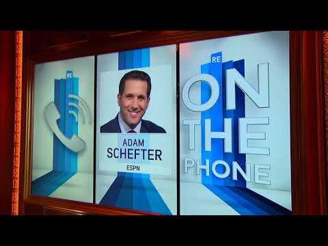 ESPN's Adam Schefter on Kelvin Benjamin's Trade to the Bills | The Rich Eisen Show | 11/1/17