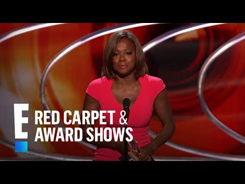 The People's Choice for Favorite Actress in a New TV Show is Viola Davis