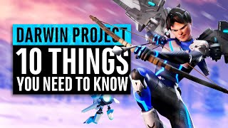 Darwin Project (Free-To-Play) | 10 Things You Need To Know