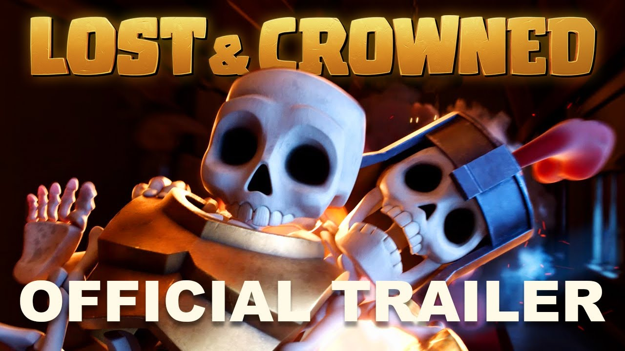 LOST & CROWNED | Official Trailer
