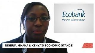 Nigeria, Ghana & Kenya's Economy