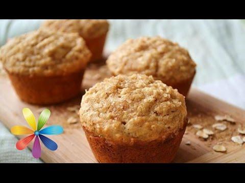 Творожные кексы в формочках - рецепт с фото