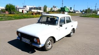 1984 Москвич 412. Обзор (интерьер, экстерьер, двигатель).