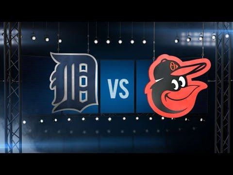 7/31/15: Orioles overcome six-run deficit, nip Tigers