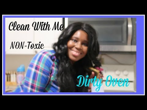How to Clean Your Oven Clean with Me  Baking Soda Vinegar Fail