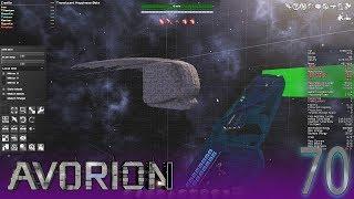 Catapult Battleship Build pt 1 | Avorion #70