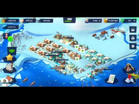 Seaport Game, Android plataform   Level / Nivel 225