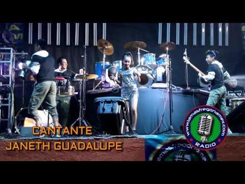 GUADALUPE JANETH EN RADIO LA MAS FREGONA MEX