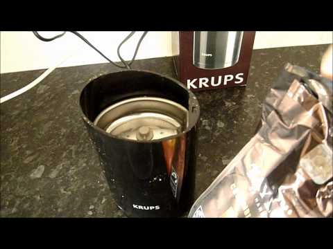Krups 203 Electric Coffee and Spice Grinder
