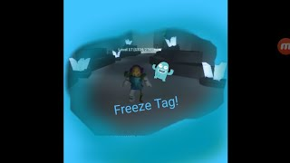 Playing Freeze tag and completing the event! | Roblox