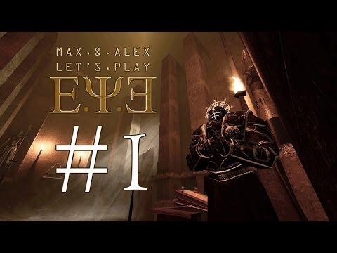 E.Y.E: Divine Cybermancy Прохождение. Часть 1 / Lets Play. Part 1