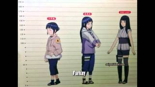 The Last: Naruto The Movie Character Growth