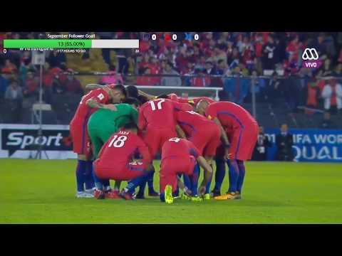 Chile vs Ecuador VIVO