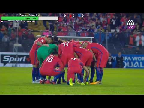 Chile vs Ecuador FIFA LIVE/VIVO